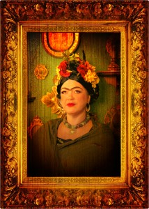 frida framed